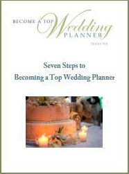 How to Become a Top Wedding Planner
